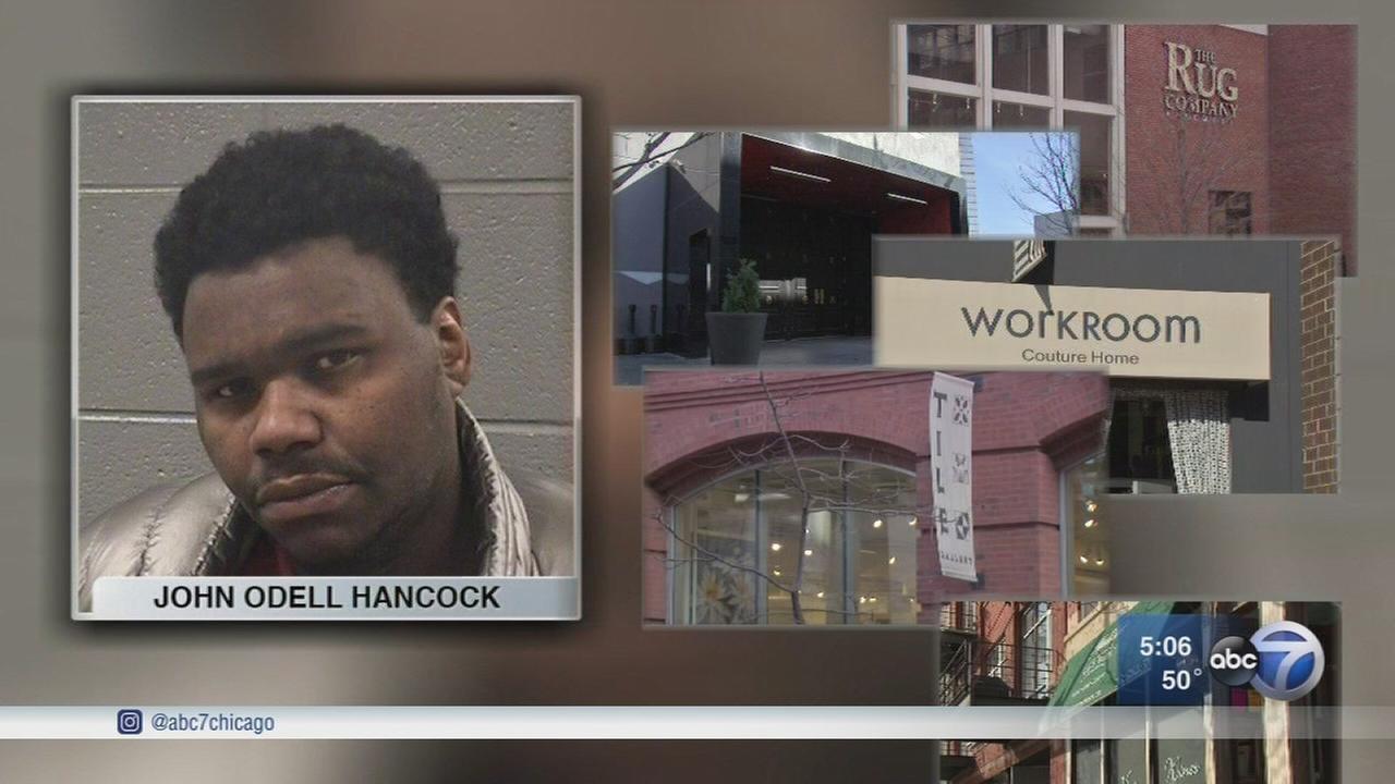 Credit card fraud suspect arrested