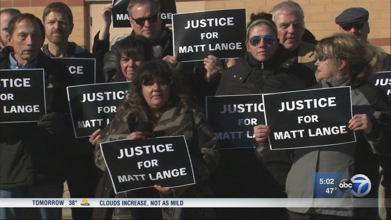 Memorial marks anniversary of Matthew Langes murder