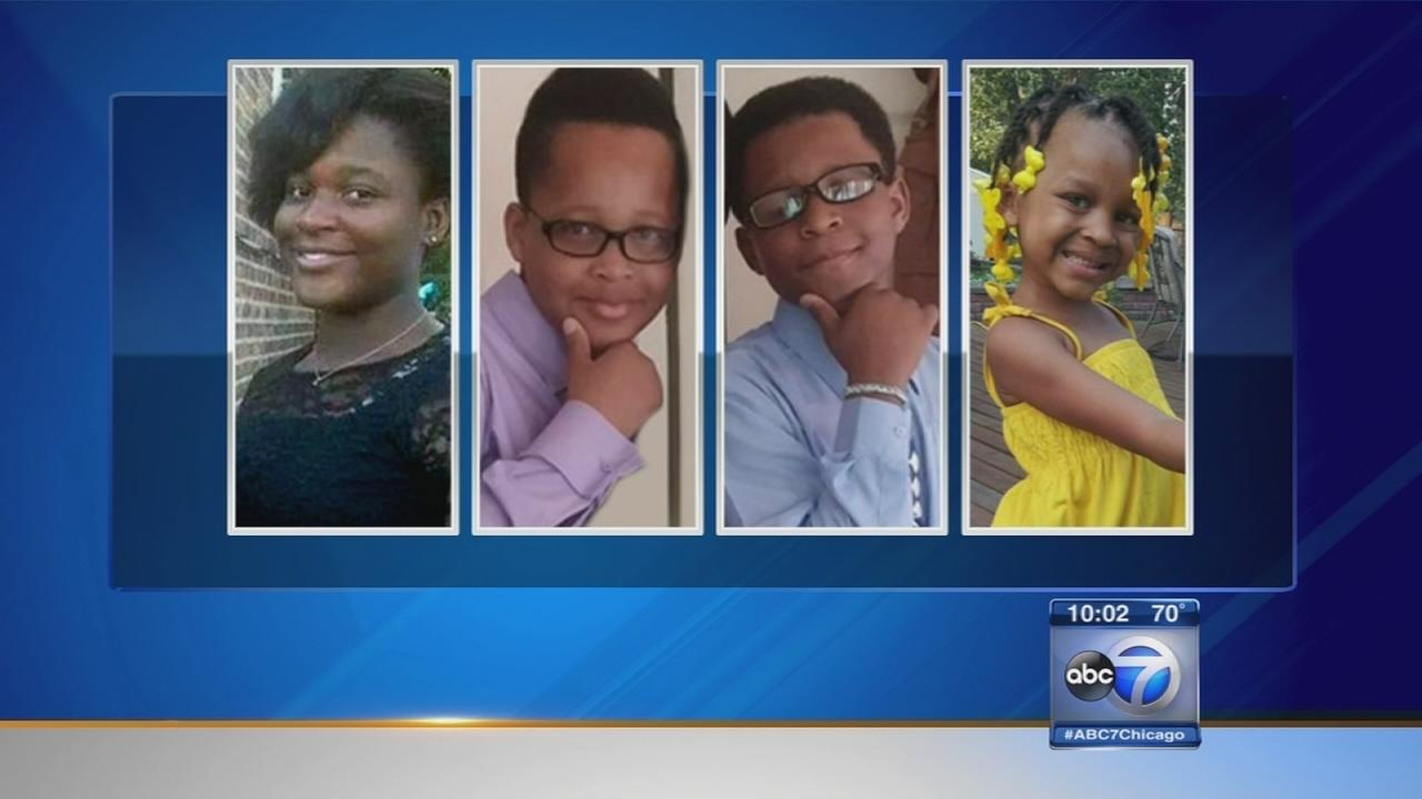 4 children killed in Roseland fire