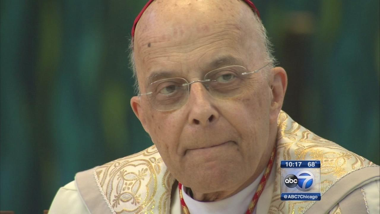 Cardinal George talks about his health, trip to Rome