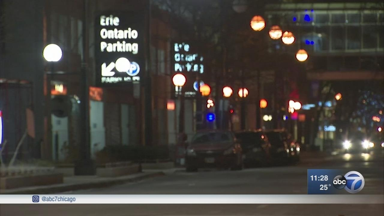 Police investigating Streeterville robberies