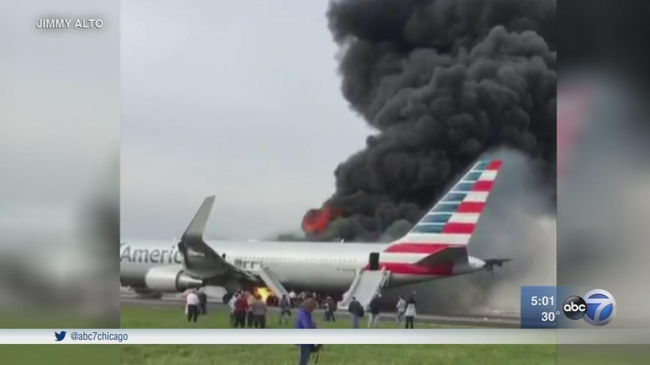 NTSB releases cause of 2016 jet engine fire at OHare