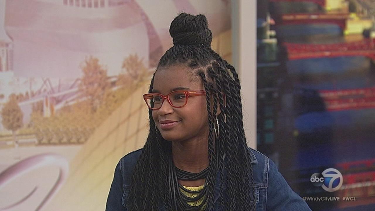 Marley Dias discusses her new book