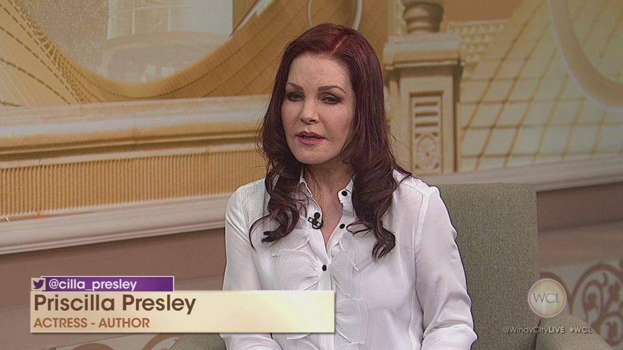Priscilla Presley talks Elvis and Me