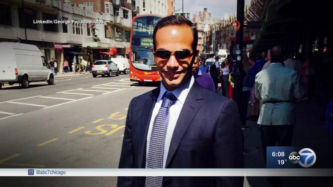 Memo: Chicagoan Papadopoulos sparked FBI Russia investigation