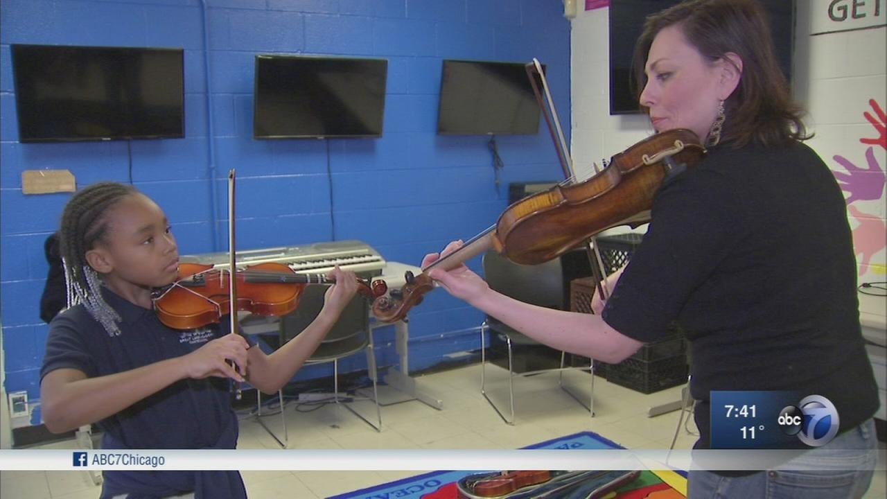 Nonprofits partner to bring music program to South Shore