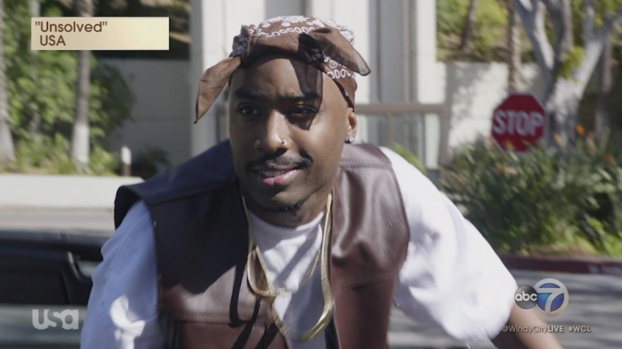 New series looks at Tupac, B.I.G. murders