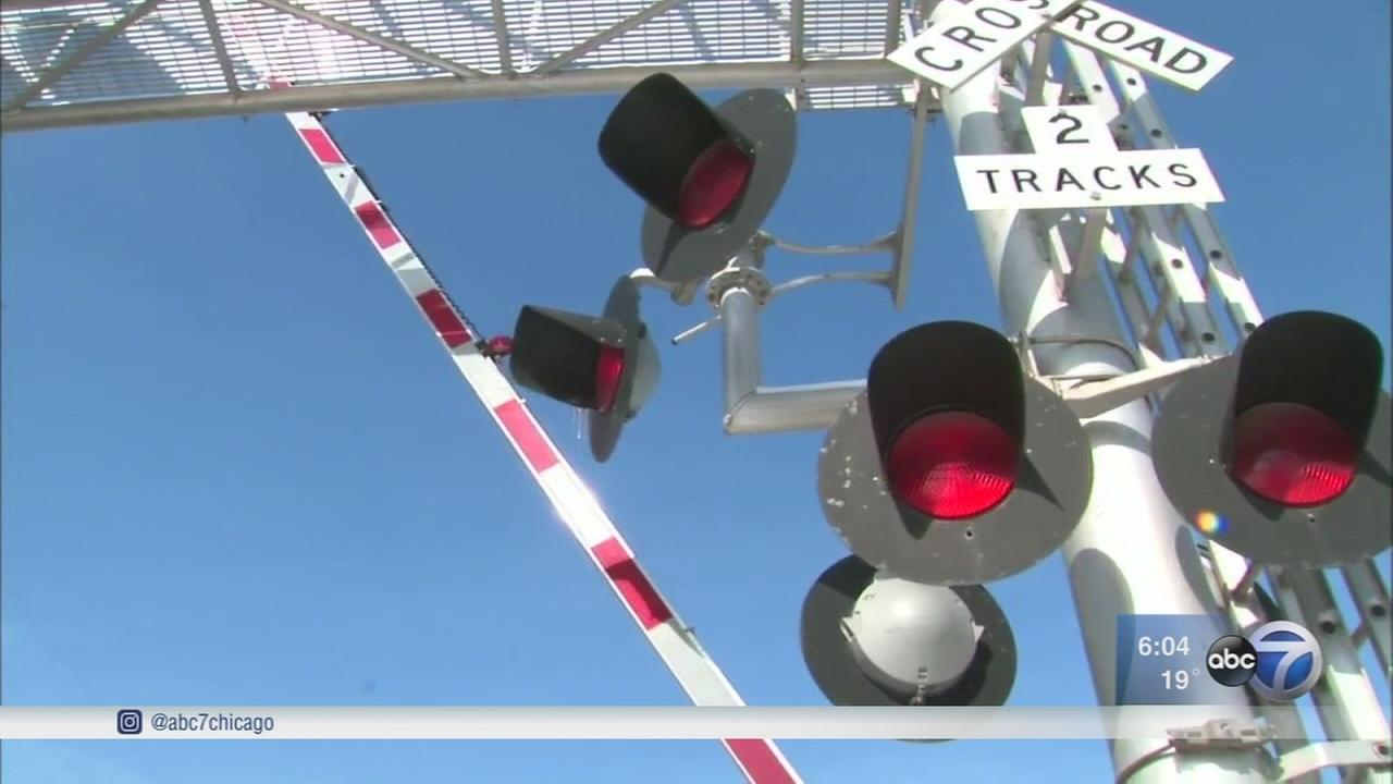 Woman, 7-year-old grandson killed after train hits vehicle in Gary