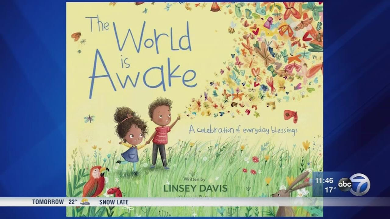 New childrens book written by ABC reporter