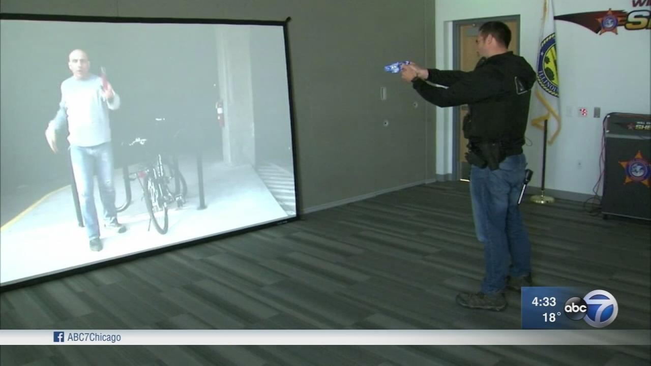 Will County deputies get new high-tech training