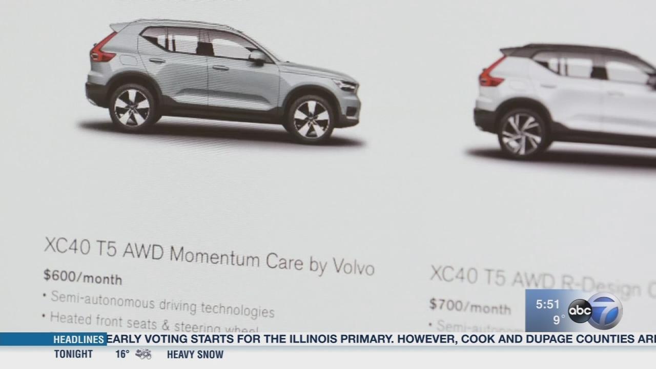 Consumer Reports: Car subscriptions