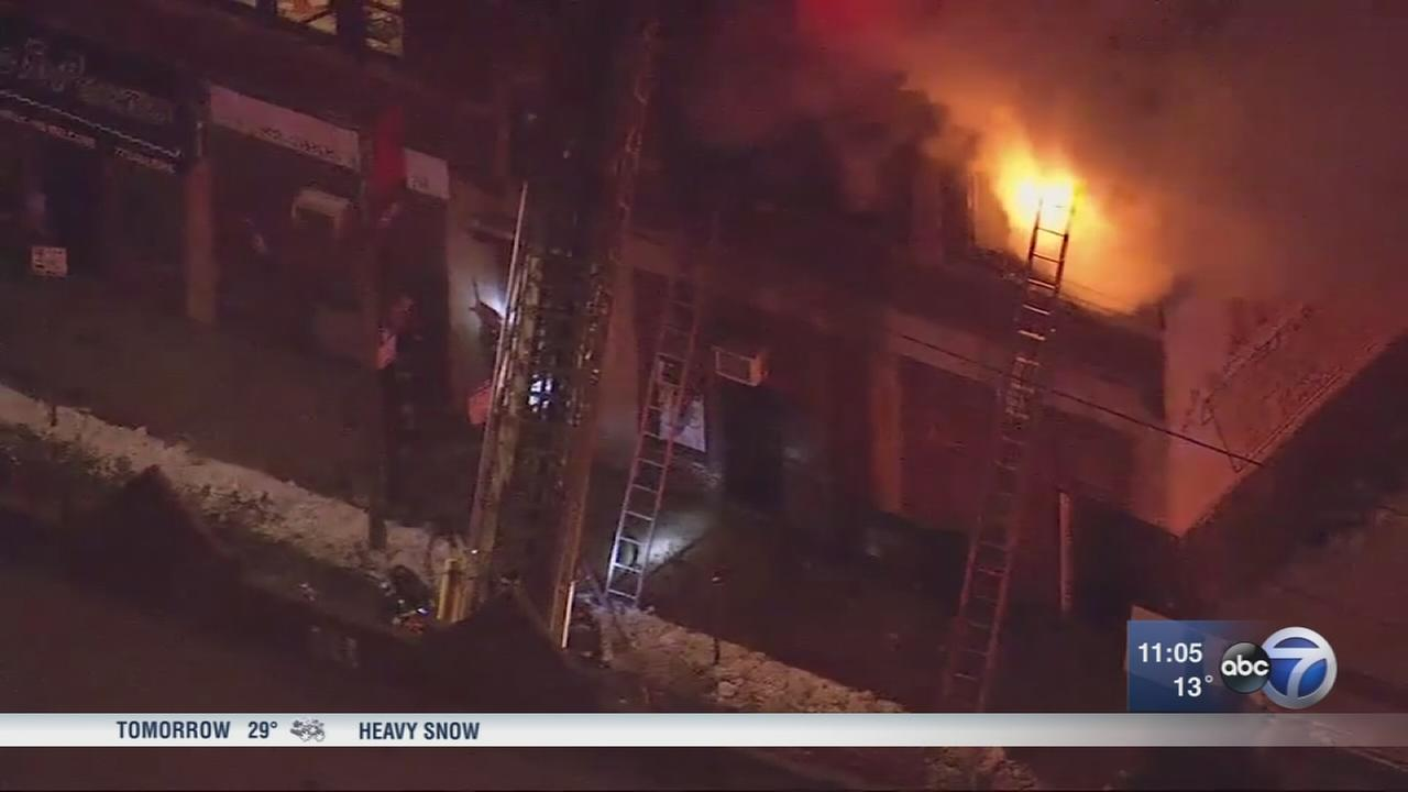 3 injured after East Chatham fire