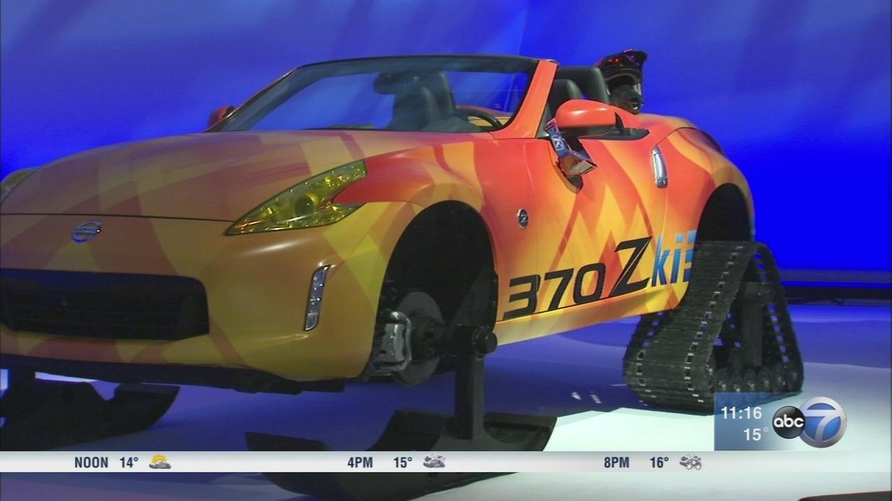 Chicago Auto Show: Concept cars, SUVs and more