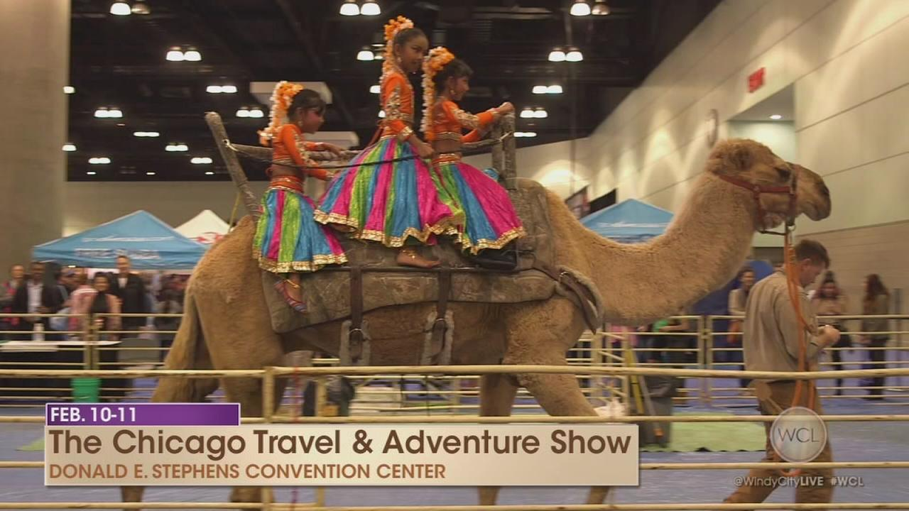 Chicago Travel and Adventure Show
