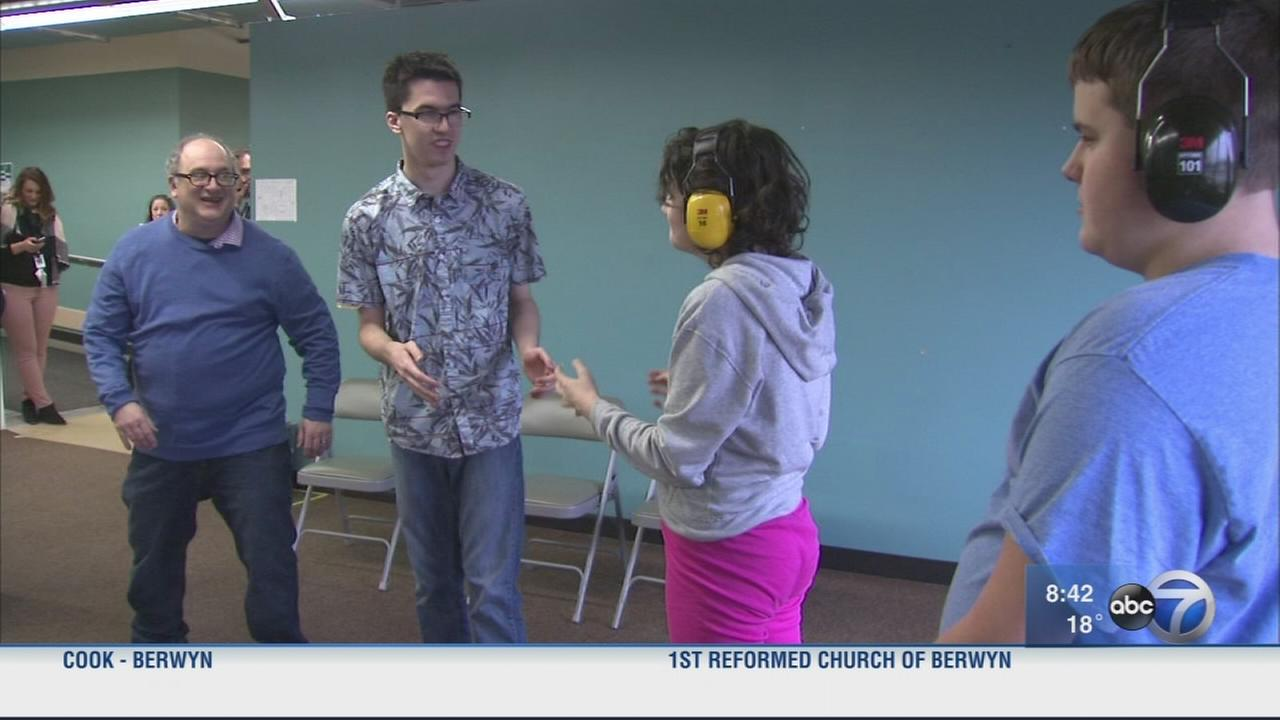 Second City offers improv for youth with autism