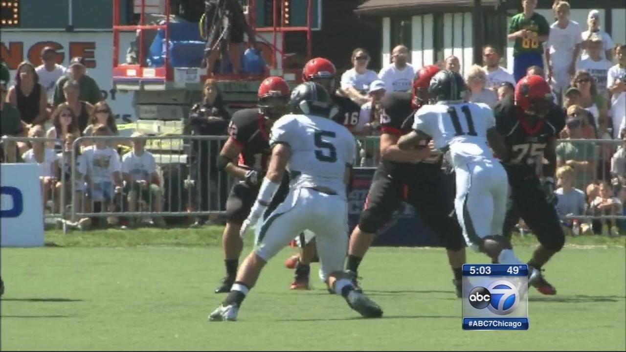 Coaches must meet IHSA concussion test deadline Monday