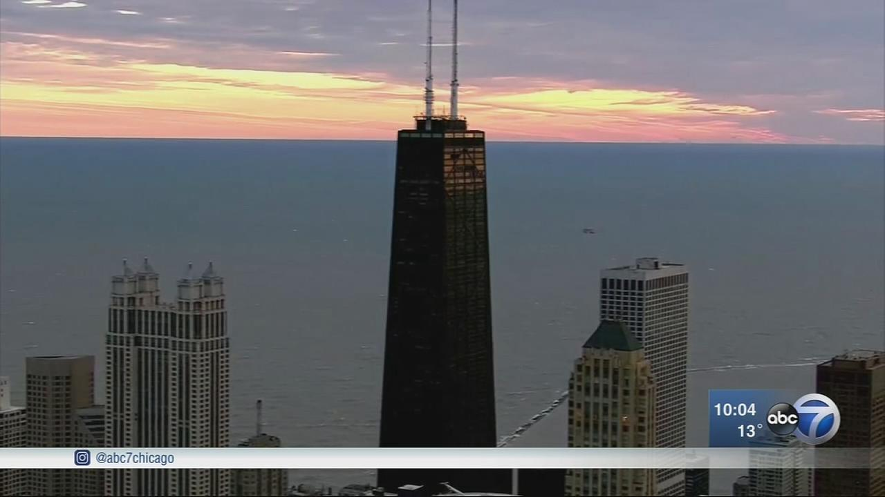 Hancock Tower losing its iconic name