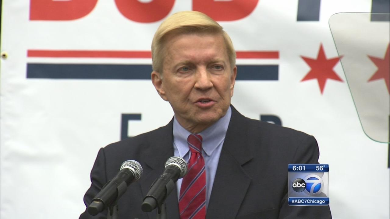 Ald. Bob Fioretti enters Chicago mayoral race