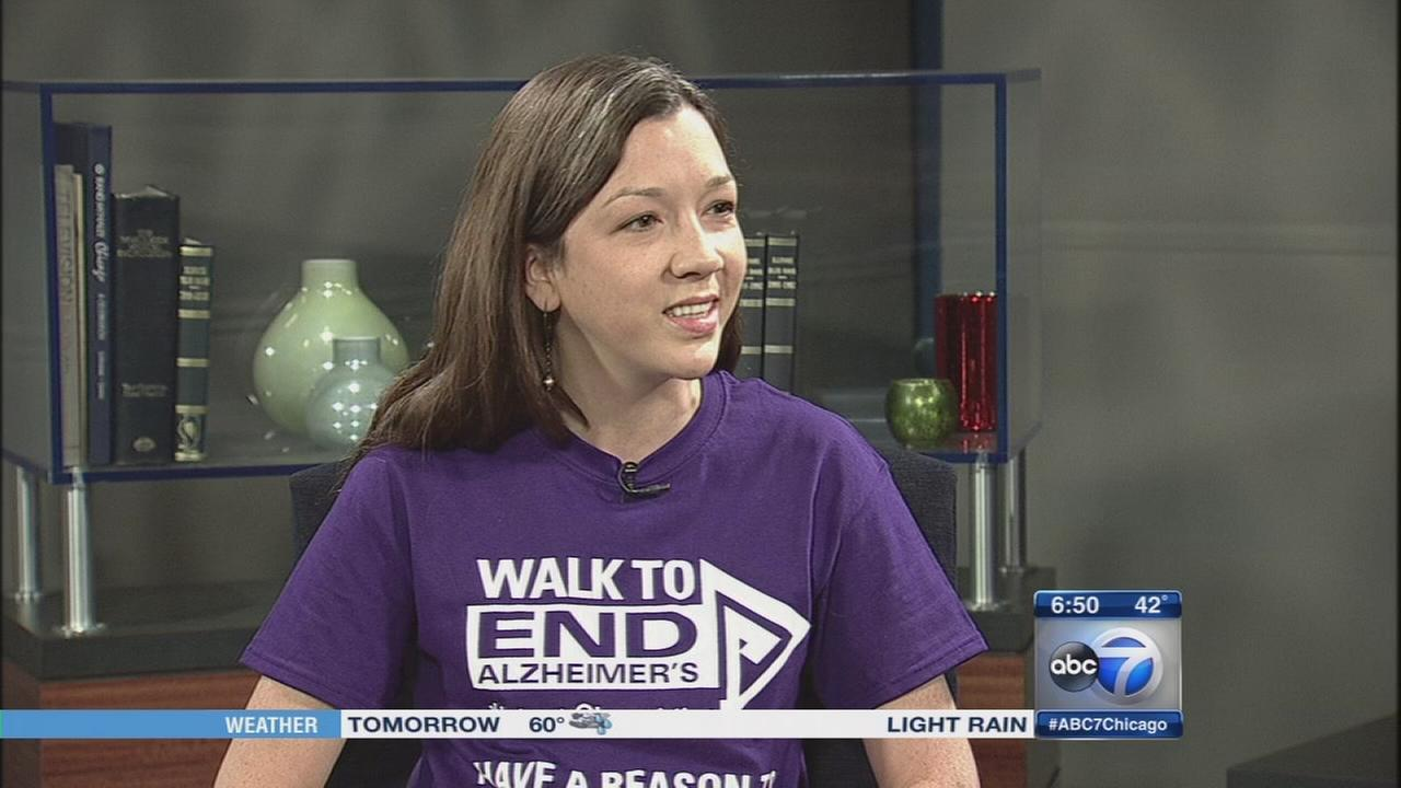 Chicago Walk to End Alzheimers kicks off at Montrose Harbor