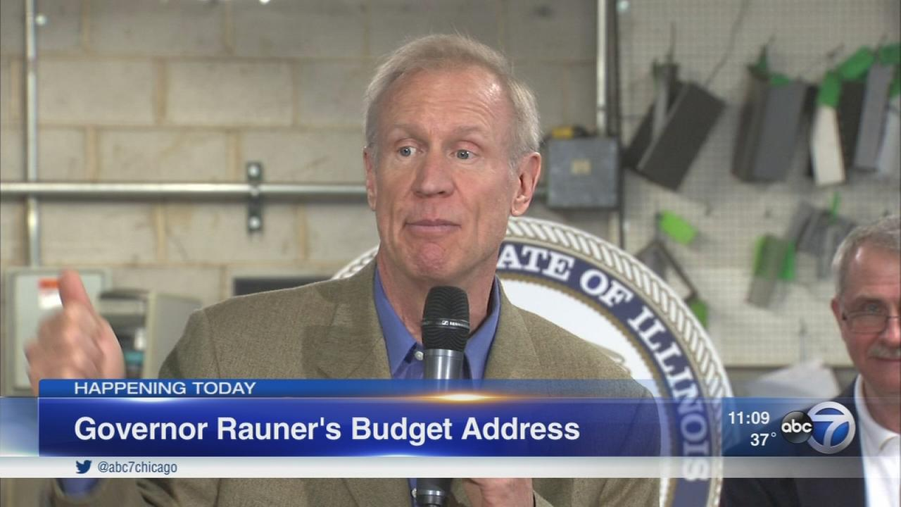 Gov. Rauner to unveil 2019 budget plan