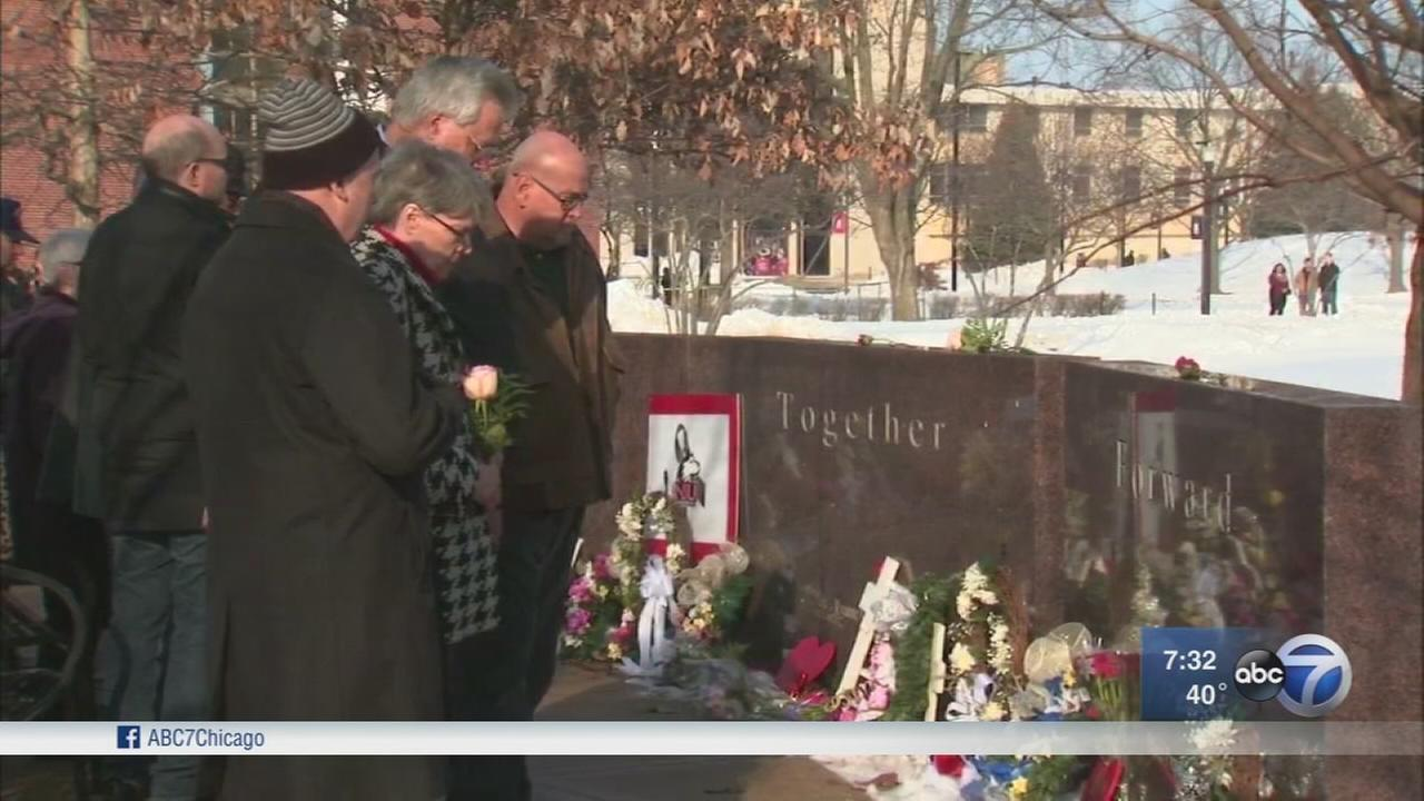 NIU marks 10th anniversary of deadly campus shooting