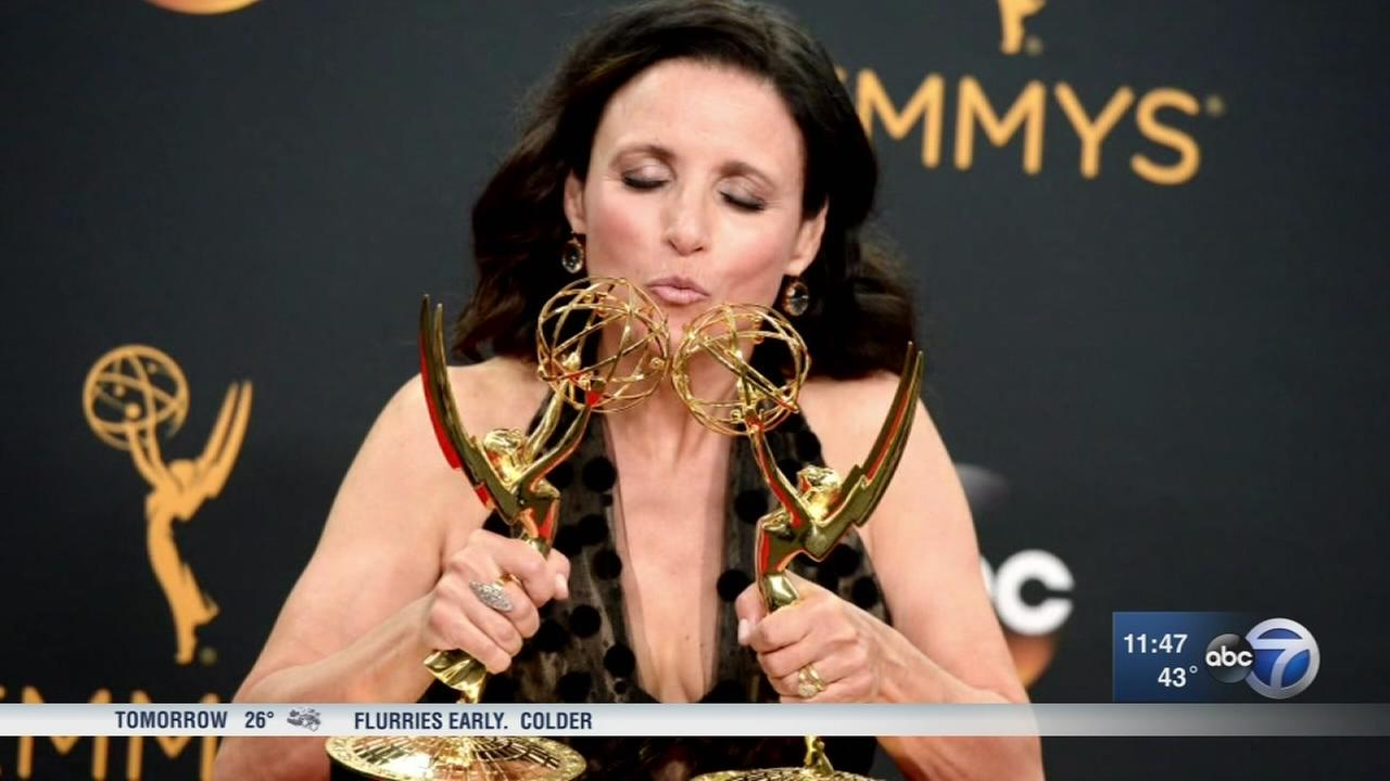 Julia Louis Dreyfus ready to rock after surgery