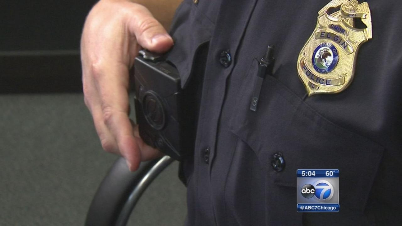 Elgin PD tests police body cameras