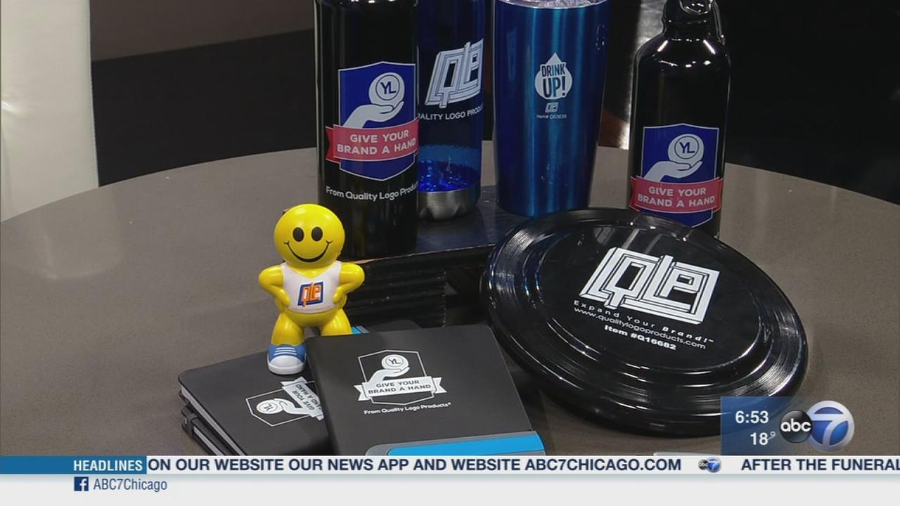 Company donates promo products to small businesses