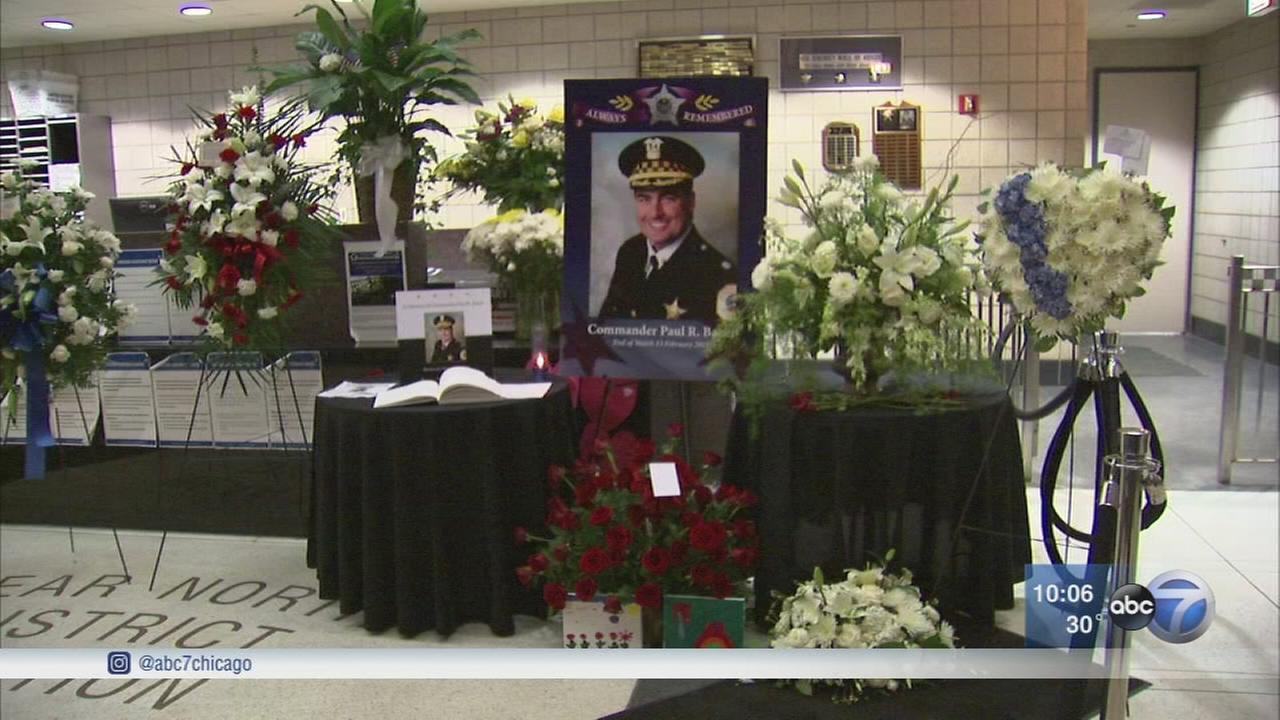 FILE: Memorial held to honor Cmdr. Paul Bauer on February 17.
