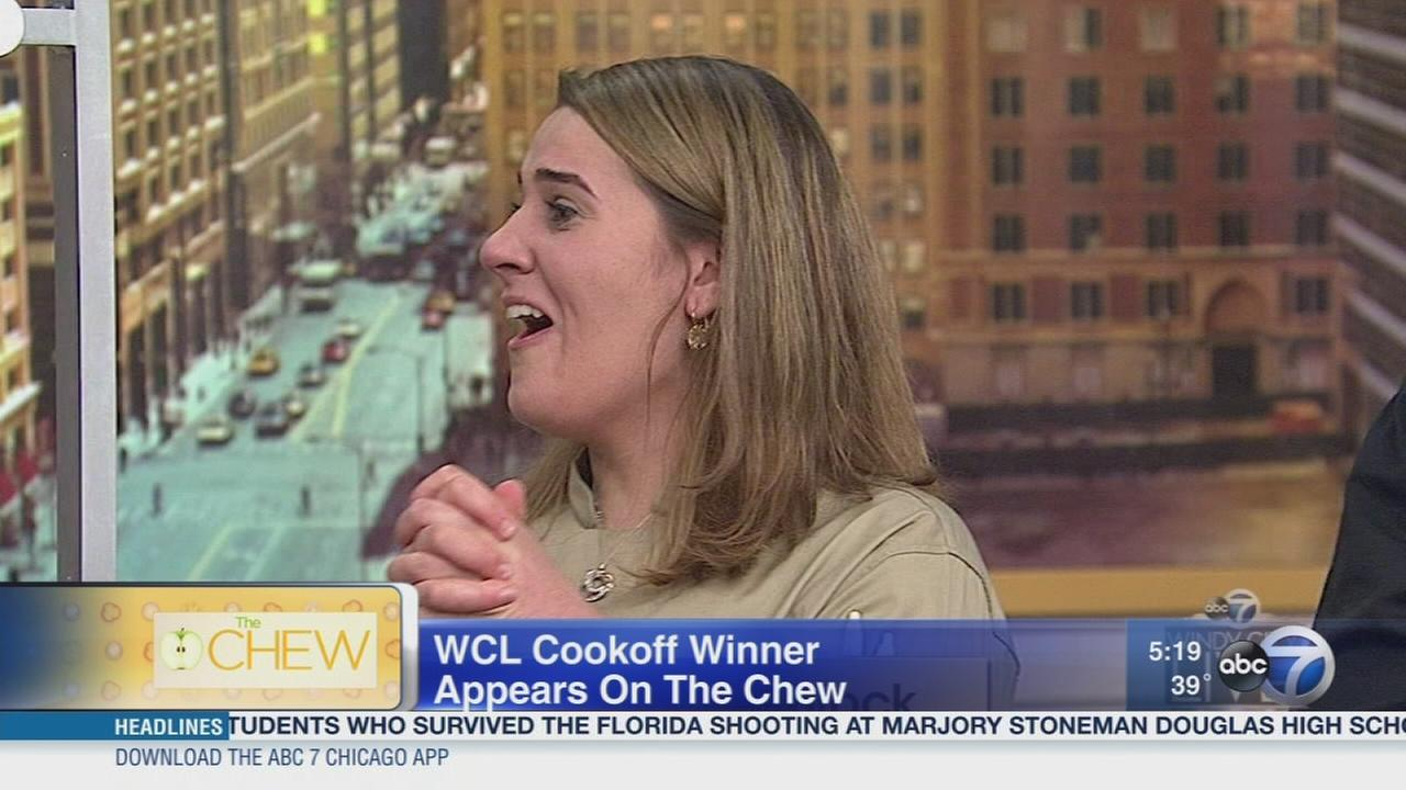 Suburban woman to compete on The Chew