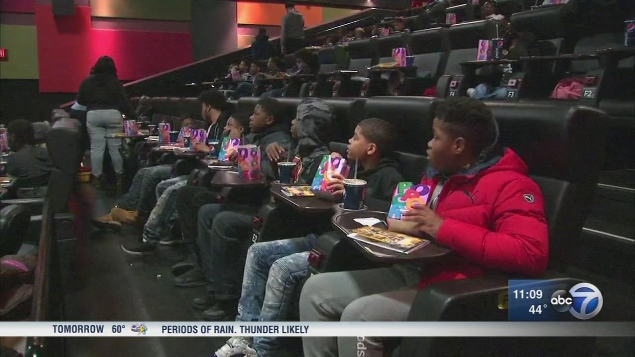 CPS kids attending free screening of Black Panther