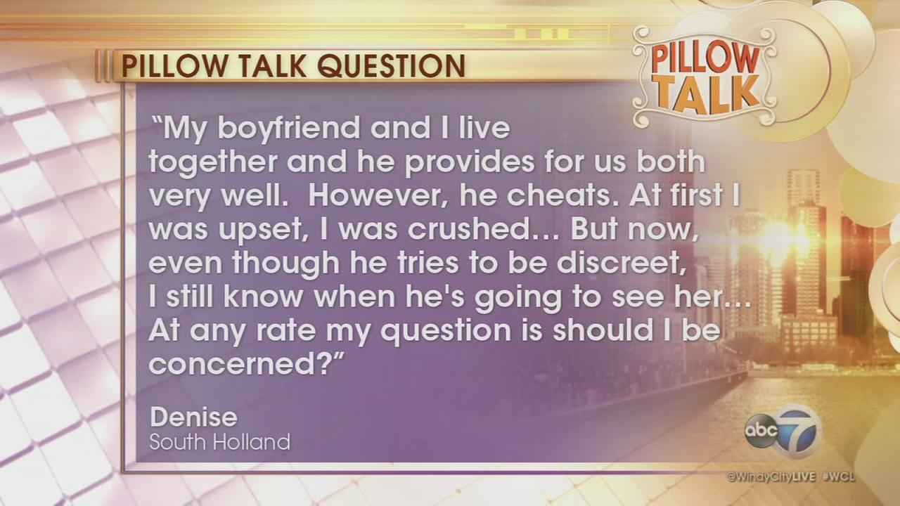 Pillow Talk: The Cheating Boyfriend