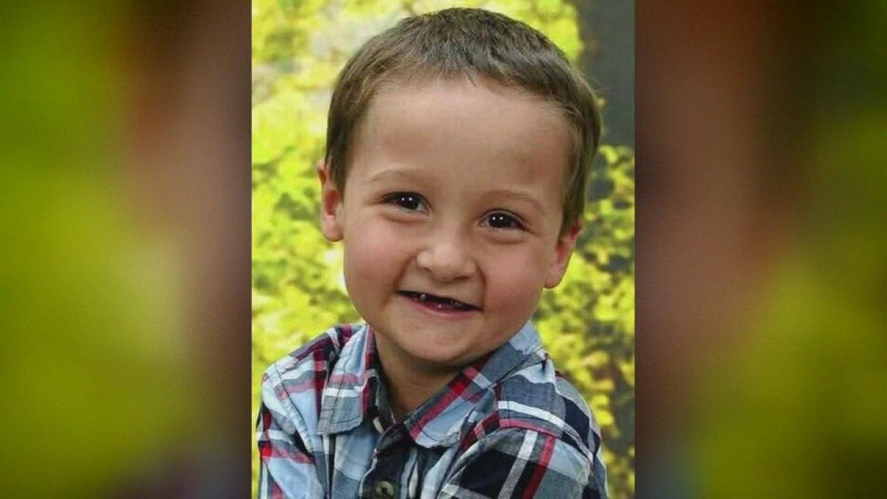 Search underway for missing 5-year-old boy in Kansas