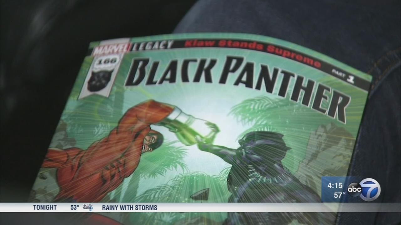 Hundreds of CPS students treated to Black Panther screening