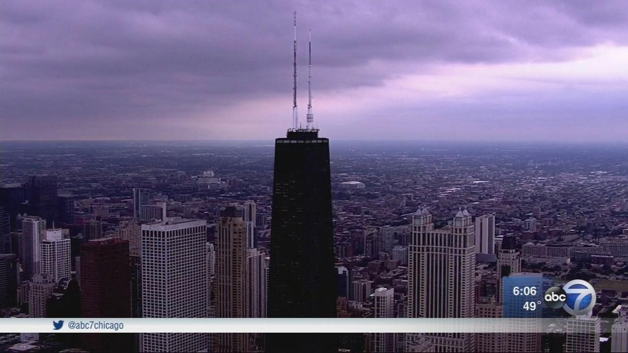 Fires at iconic Mag Mile tower point to sprinkler concern