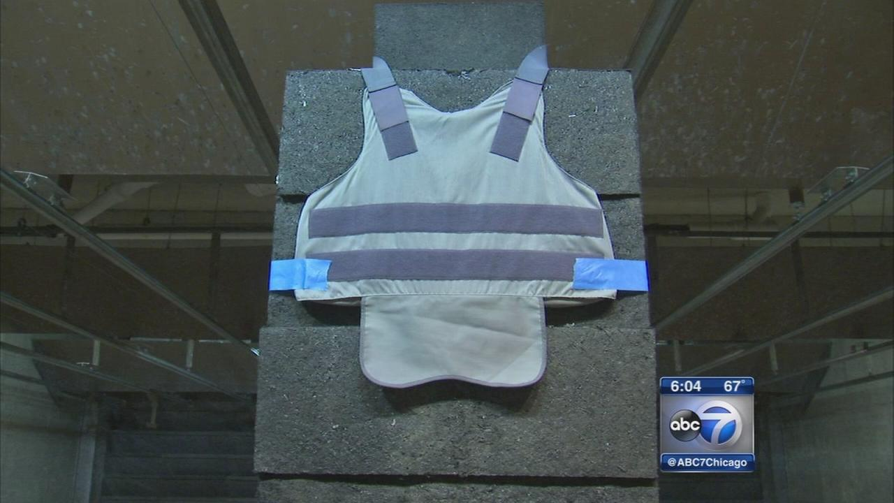 Chicago Police Memorial Fund aims to raise $4M for bulletproof vests