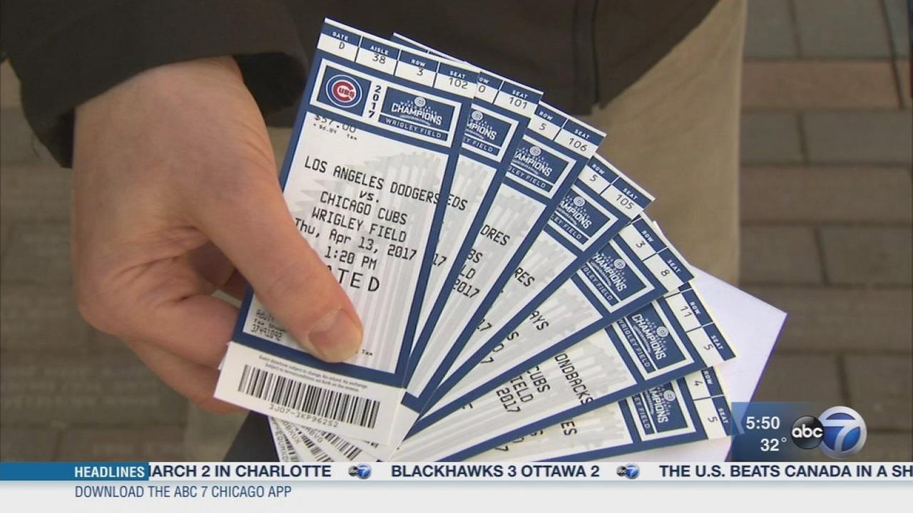 Cubs single-game tickets on sale Friday