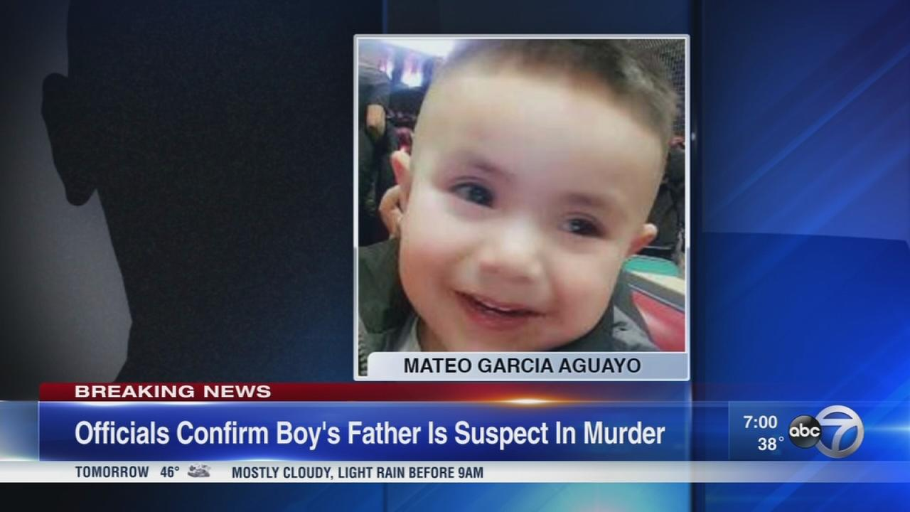 Charges pending against father in murder of 2-year-old boy