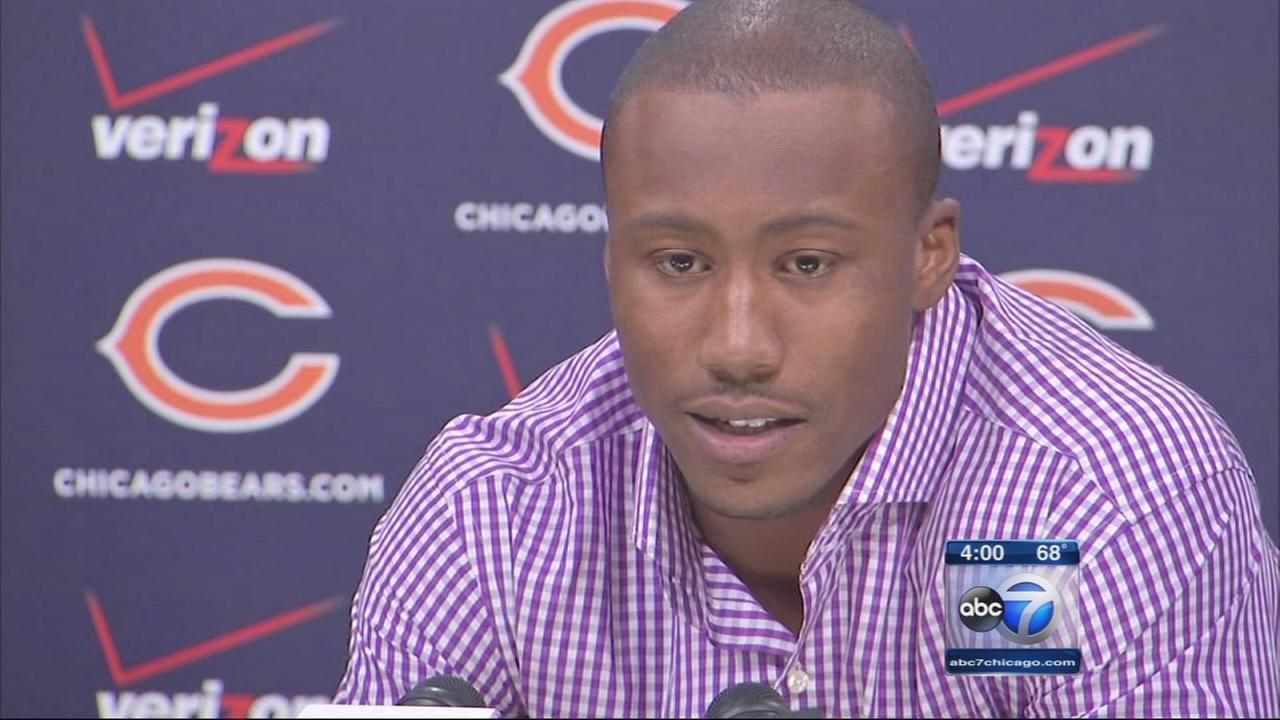 Brandon Marshall speaks on domestic abuse accusations