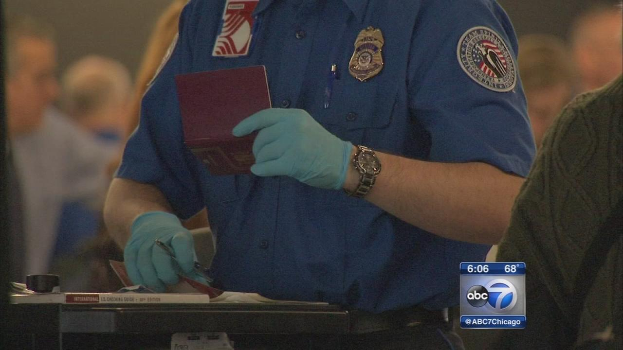 Report finds serious glitches in TSA security programs