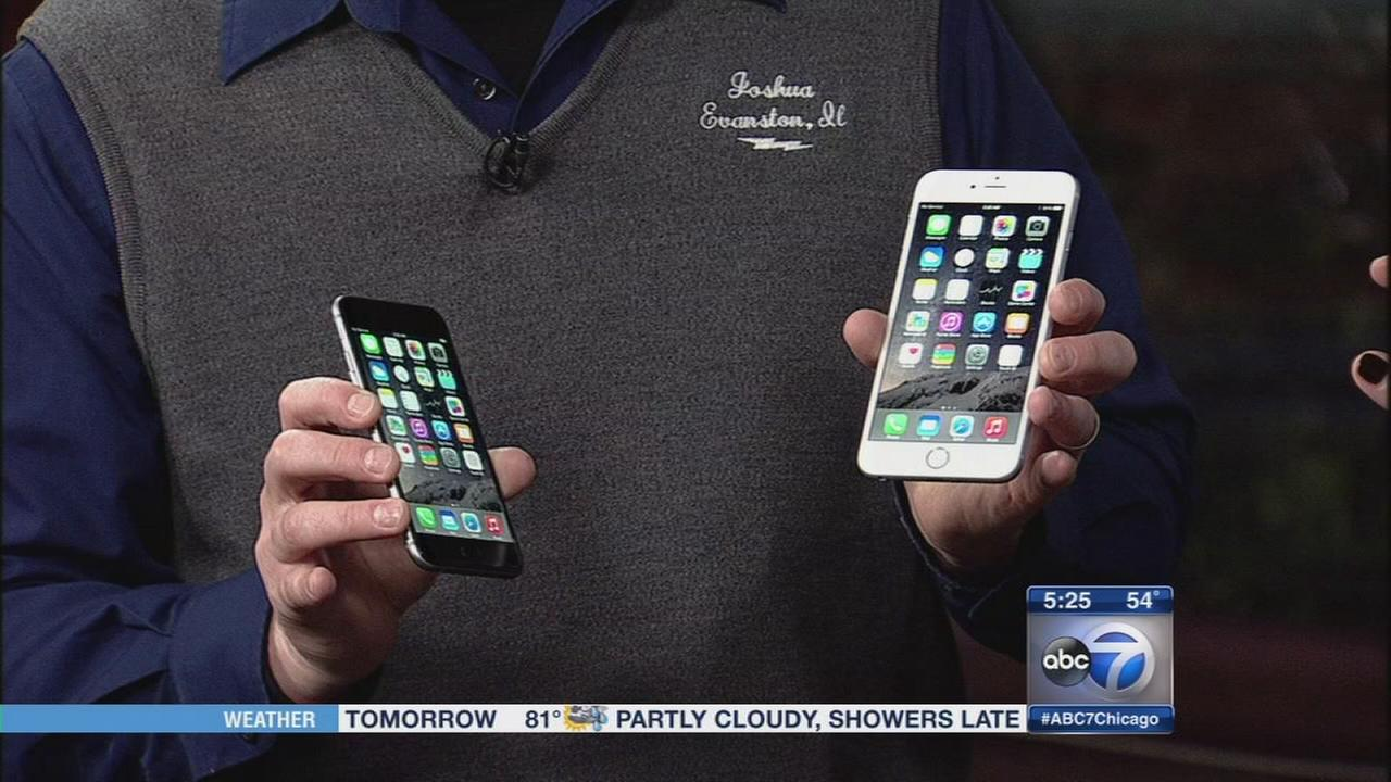 First look at iPhone 6, iPhone 6 Plus