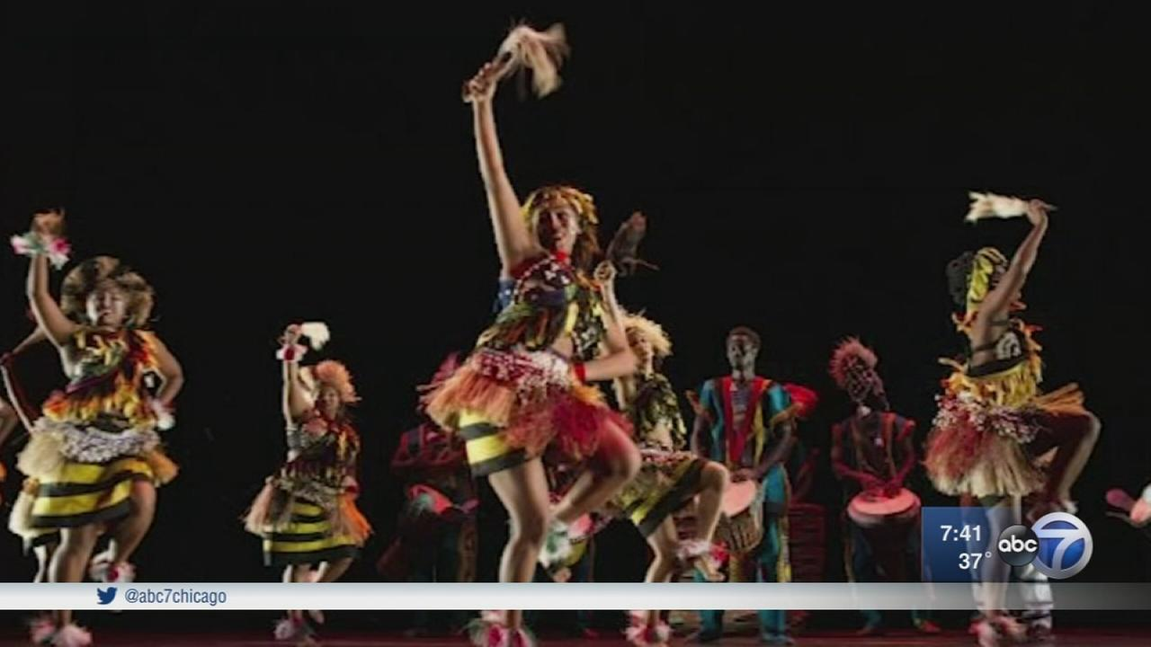 Muntu Dance Theatre of Chicago celebrates 45 years
