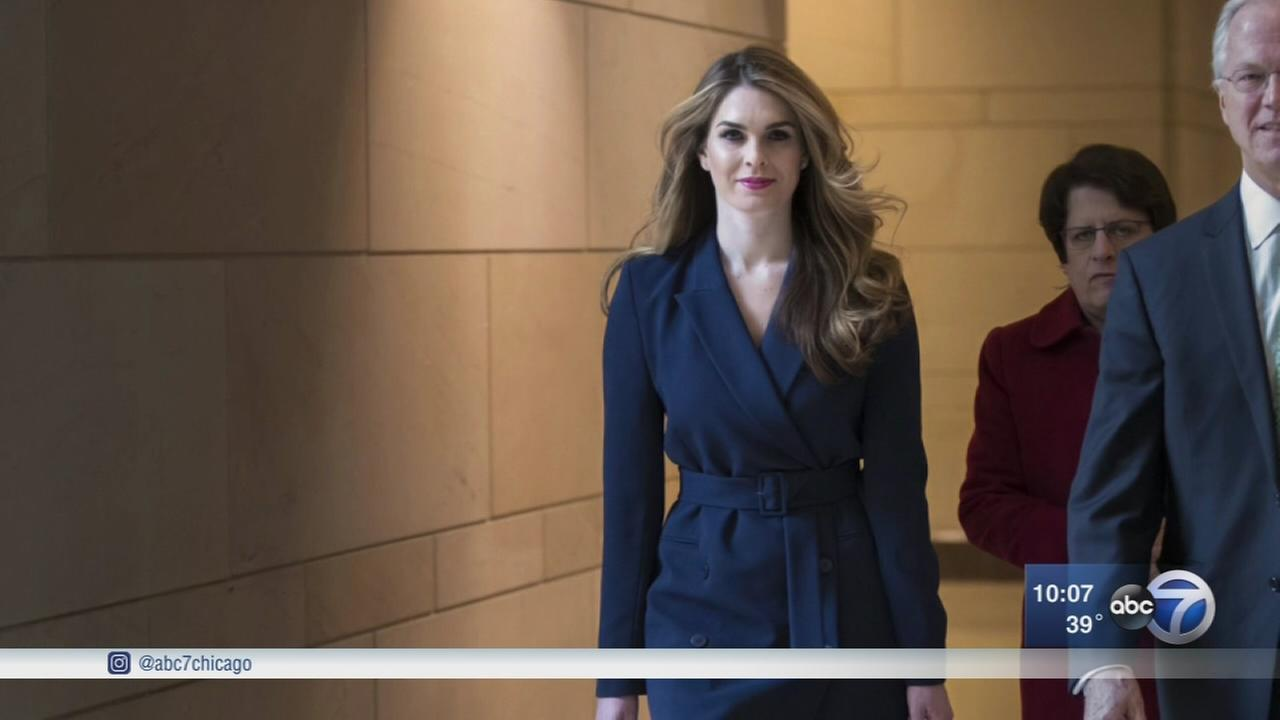 Hope Hicks expected to resign as White House Communications Director in coming weeks