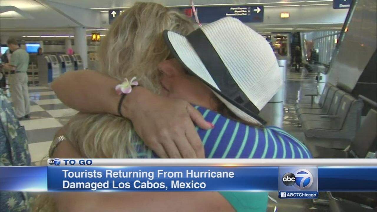 16 stranded Hoffman Estates firefighters expected to return from Cabo