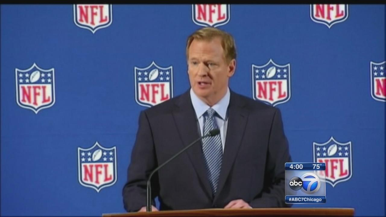Goodell speaks on NFL abuse allegations