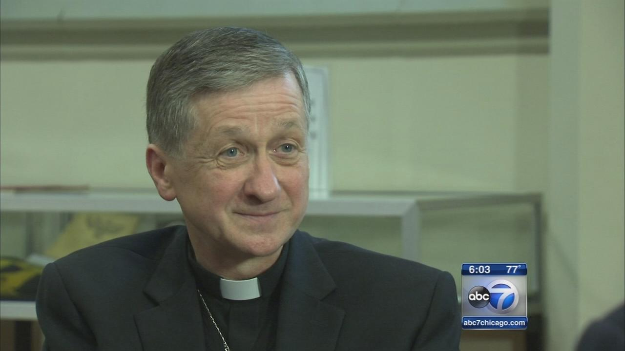 Blase Cupich chosen to succeed Francis Cardinal George