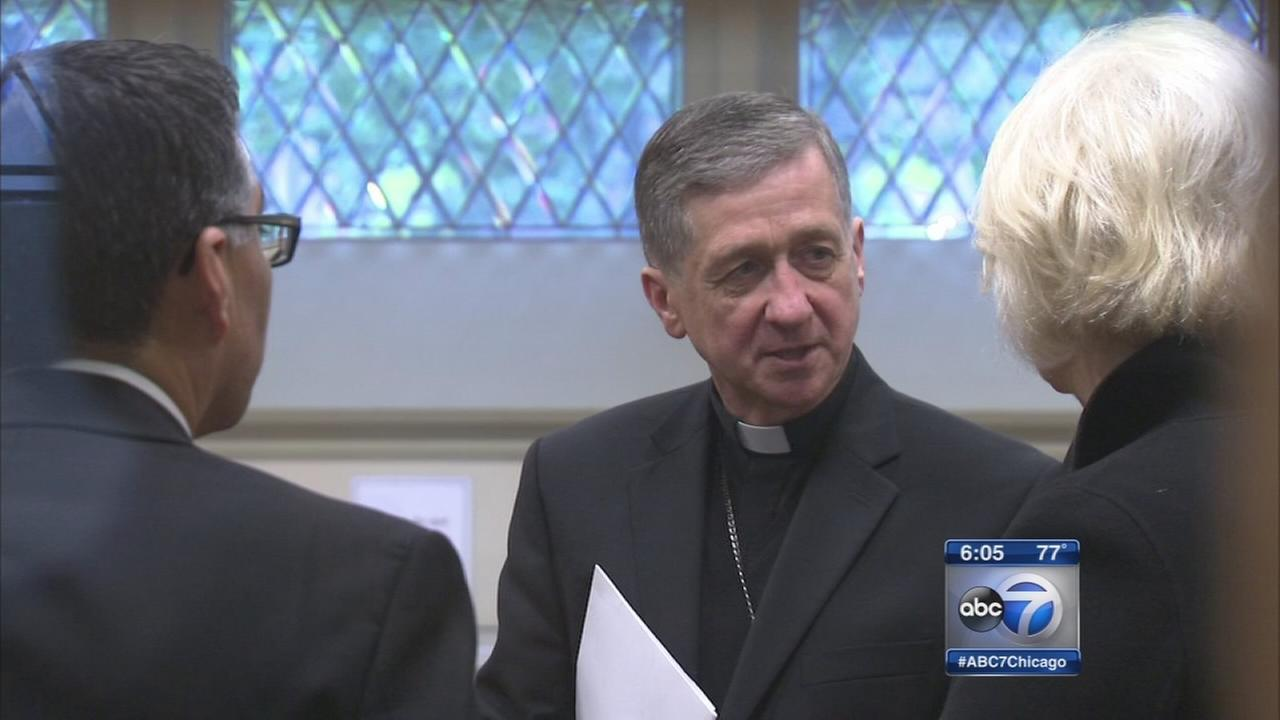 Archbishop-Designate choice exciting for Chicago Catholics