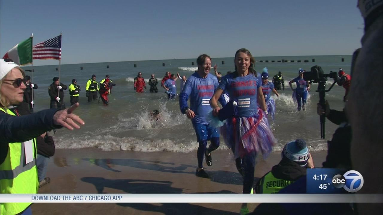 2018 Chicago Polar Plunge raises $1.5 million