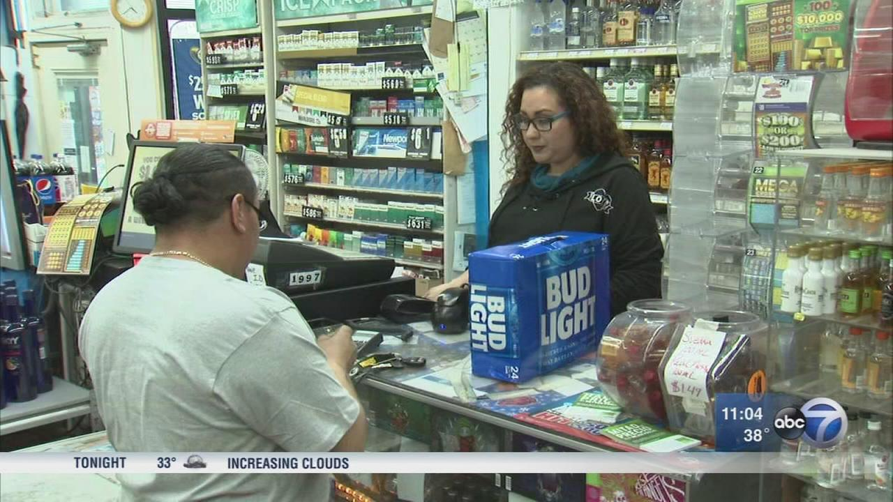 Indiana stores sell liquor on Sunday