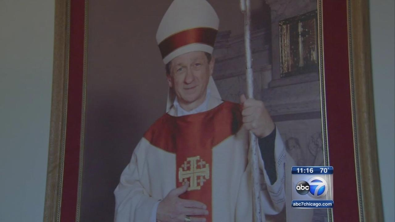 Archbishop-Designate comes to Chicago via Spokane, Wash.